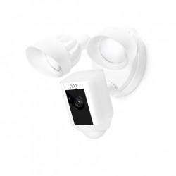 Floodlight Camera - White
