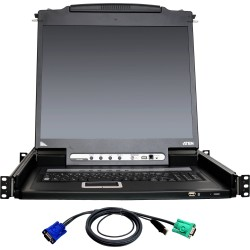 ATEN LCD KVM 8 PORT