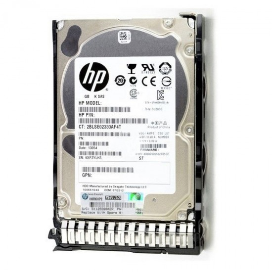 HP Smart Drive 146GB 6G SAS 15K RPM SFF 2 5 Inch