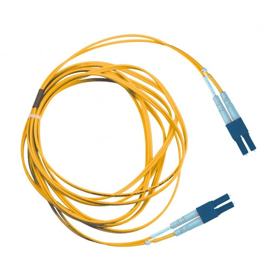 3M LC-LC Patchcord duplex single-mode 9/125 1m