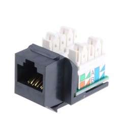BRAND-REX CAT6 Jack for face Plate