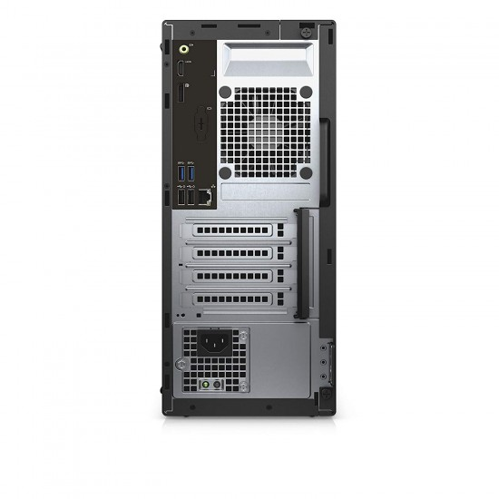 DELL OptiPlex SFF 3040 3040-2468 Core i5-6500 4GB 500GB DVDRW Win   7/10 Pro Black