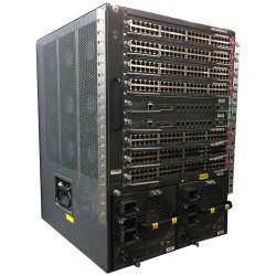 Cisco Catalyst 6500 Enhanced 9-slot chassis WS-C6509-E