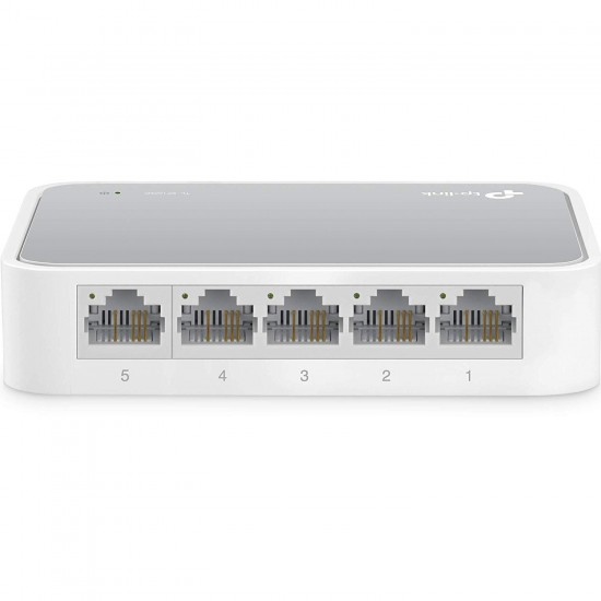 TP-Link TL-SF1005D 5-Port 10100Mbps Desktop Switch