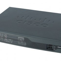 Cisco 892FSP 1 GE and 1GE SFP High Perf Security Router